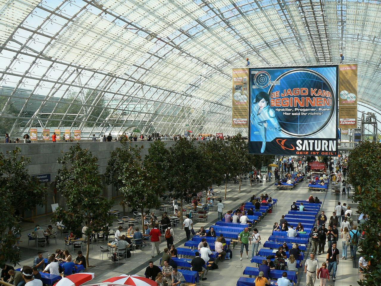 Bis 2008 wurde in Leipzig die Games Convention organisiert. Dann zog der Branchenverband nach Köln. (CC BY 2.0)